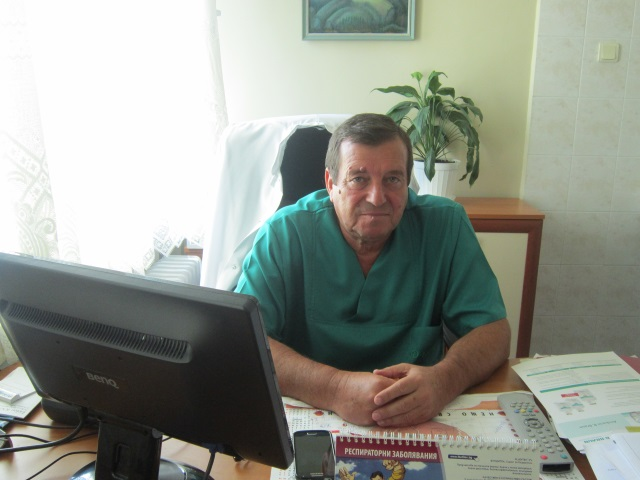 Д-Р ГЕОРГИ АТАНАСОВ БЛАГОЕВ