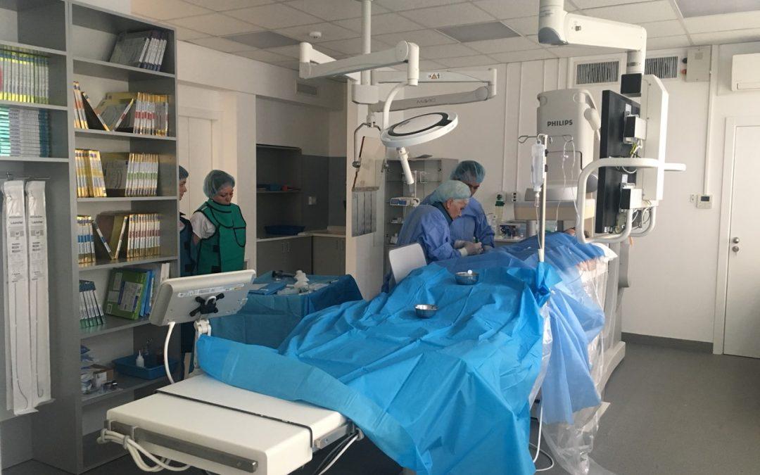 """Заработи центърът за инвазивна кардиология в МБАЛ """"Д-р Братан Шукеров"""" в Смолян"""