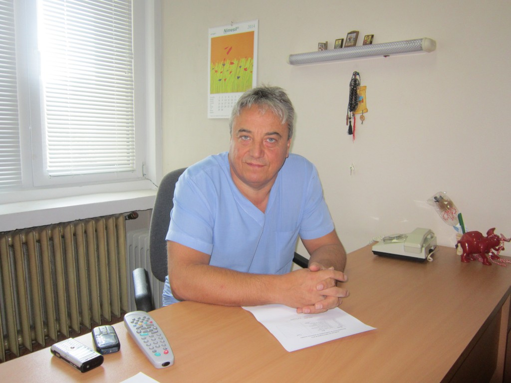 д-р Стефан Тодоров