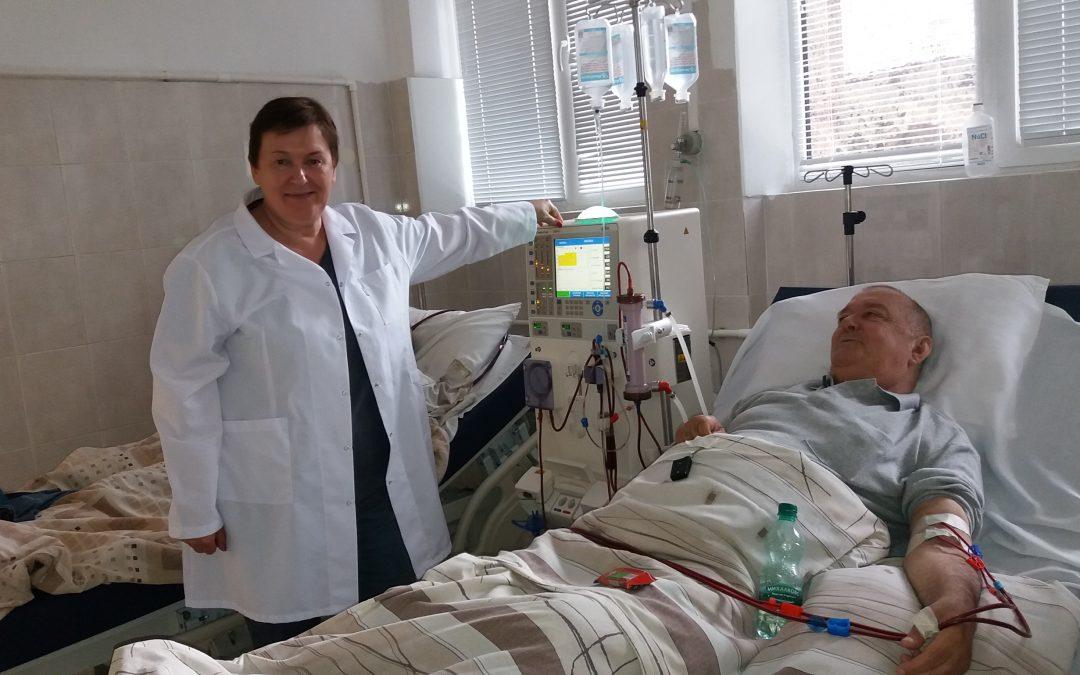Нови апарати и оборудване получи Отделението по хемодиализа към МБАЛ – Смолян